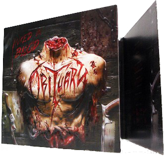 Inked In Blood - Deluxe CD