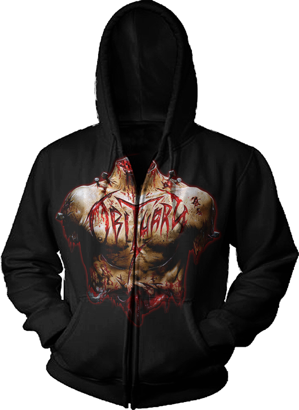 Inked in Blood - Zipper Hoodie