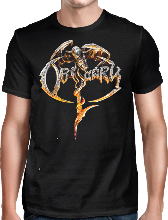 Obituary Album 2017 T-Shirt